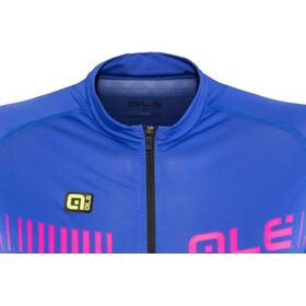 Alé Cycling Graphics PRR Strada - Maillot manches courtes Femme - rose/bleu
